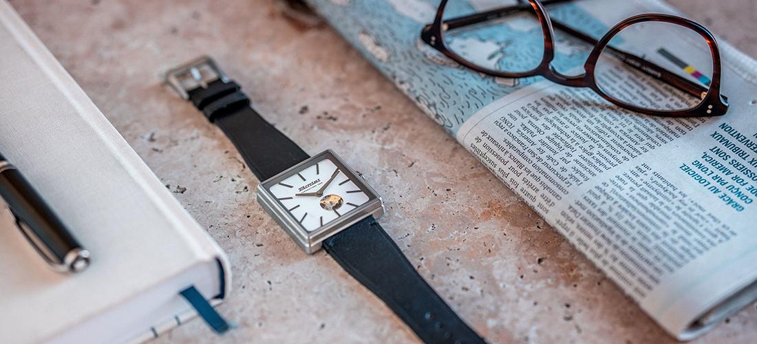 la manufacture horlogère française Bodet